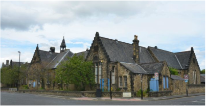 Buddle School - Wallsend