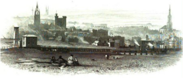 Newcastle-on-Tyne. ca.1820