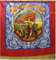 Miners Lodge Banners