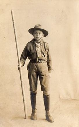 Boy Scout history