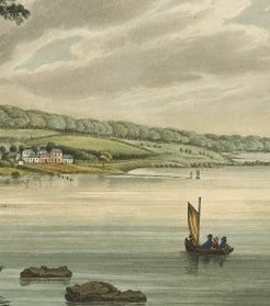 Property of Mr James Squires, Ryde Kissing Point, NSW 1841