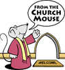 Poor as a Church Mouse-