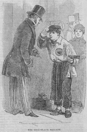 VICTORIAN CHILDREN - STREET SWEEPERS ​AND SHOE-BLACKS