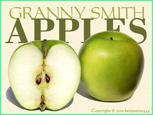 Granny Smith Apples ​FACTS