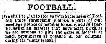 Bell's Life in Victoria and Sporting Chronicle 1864