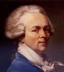 Maximilien Robespierre, a radical Jacobin leader