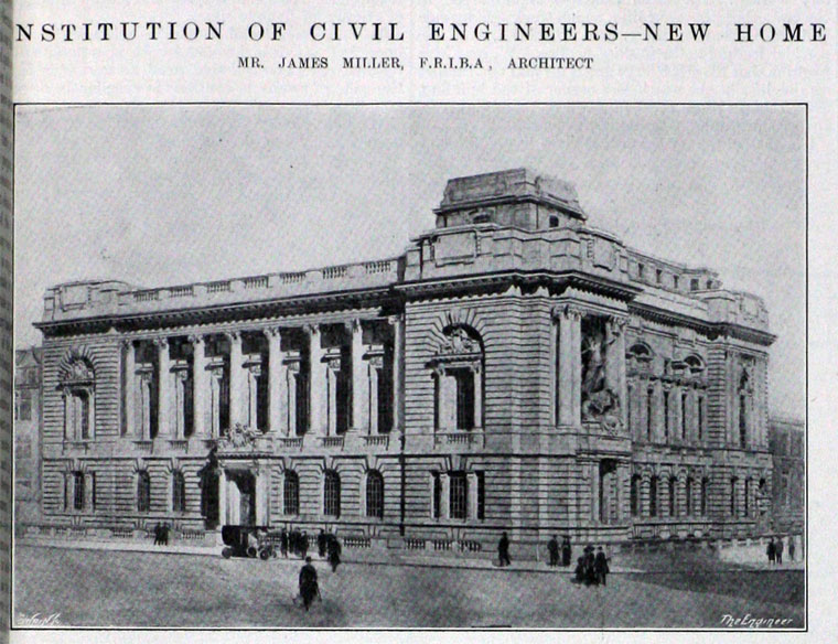 1832 Institution of Civil Engineers