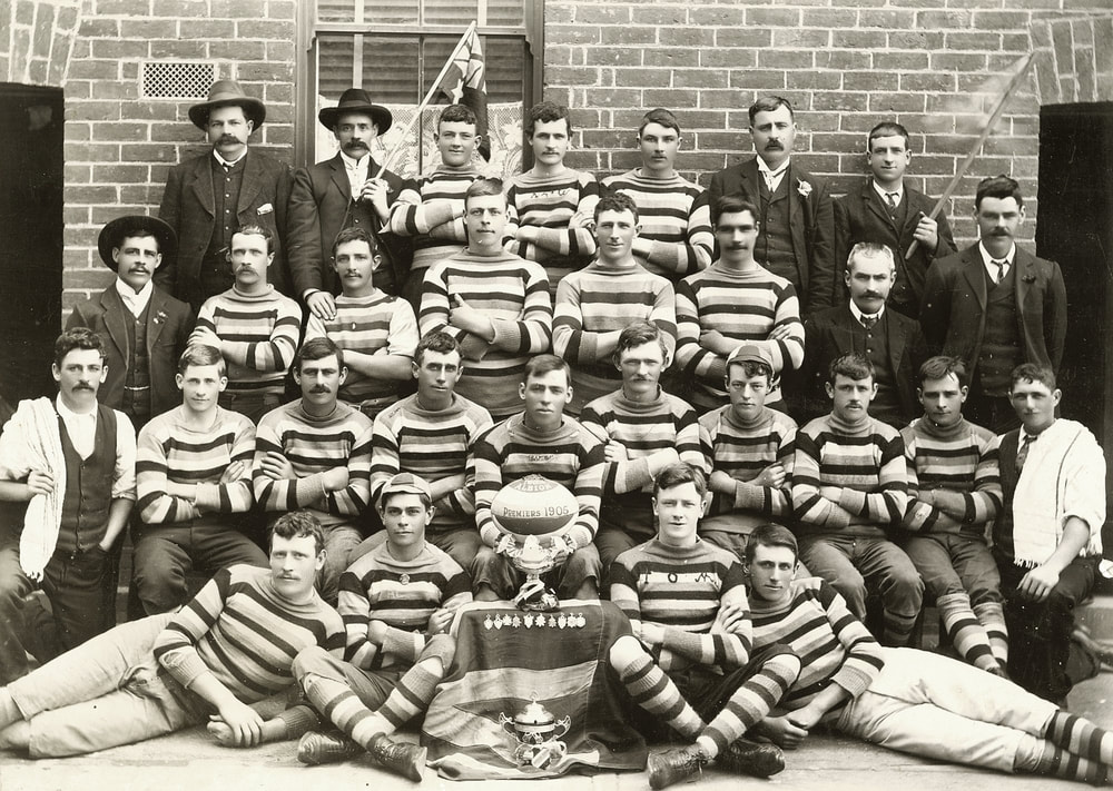 Imperial Albion Football Club, Premiers, 1905
