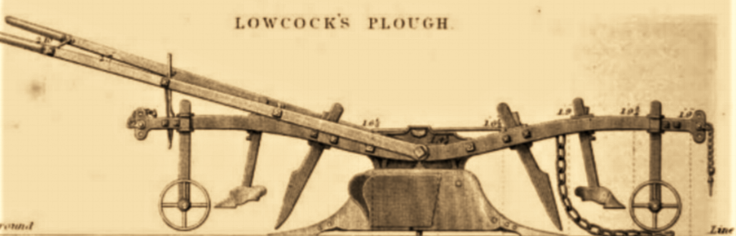 Lowcock's Plough 1800's