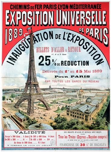 1889 Exposition