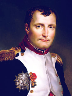 Napoleon Bonaparte, became emperor of France in 1800