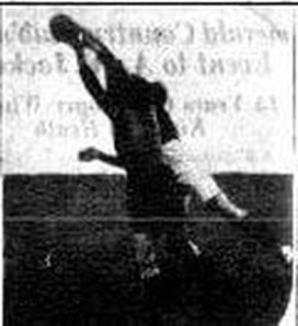 Up there Cazaly 1931