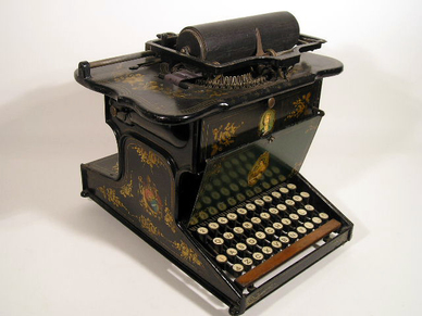QWERTY keyboard, as it is called, was designed by Christopher Latham Sholes (1874)
