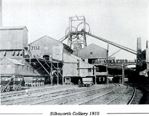 Silksworth Colliery