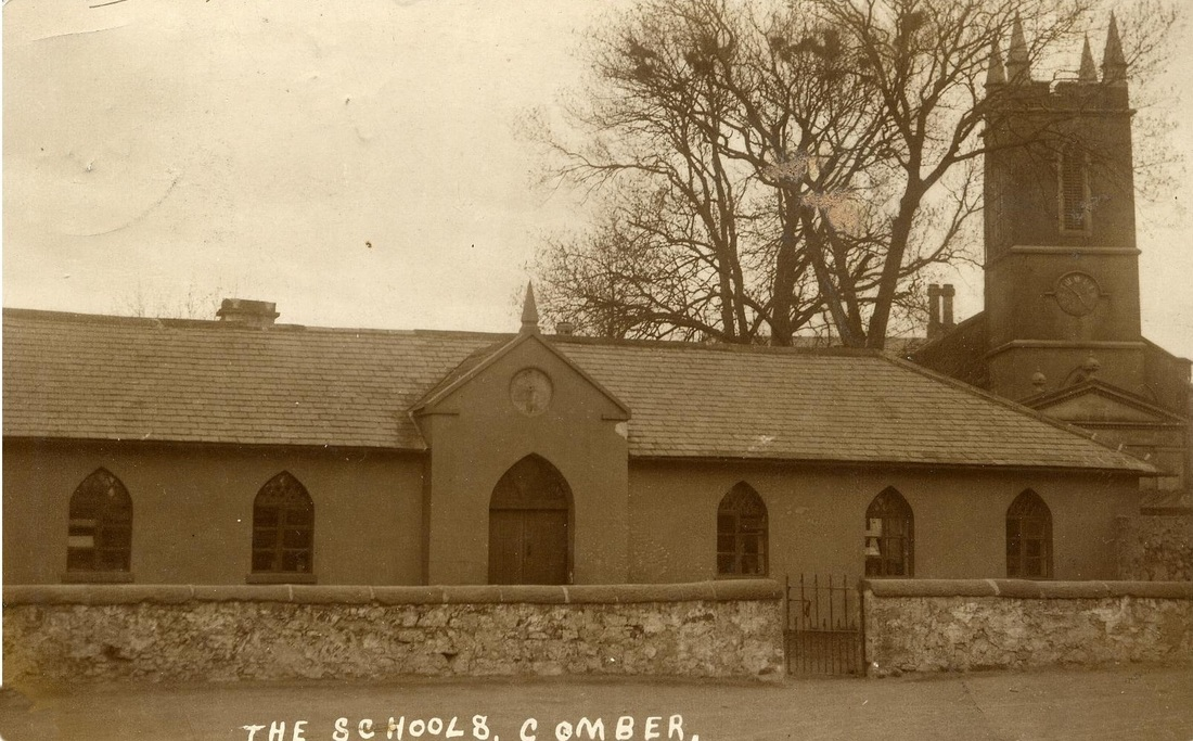 Comber Colliery School