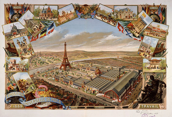 Paris Exposition Universelle of 1889