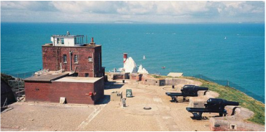 Needles Battery Isle of Wight