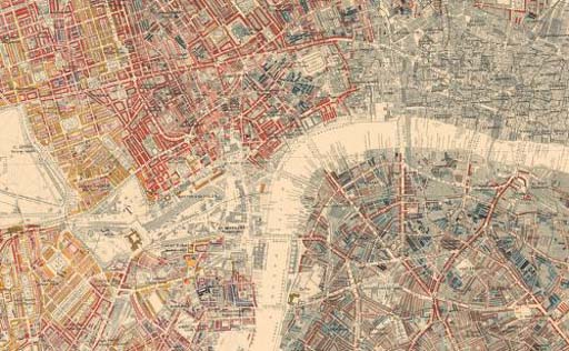Genealogy- London Poverty maps