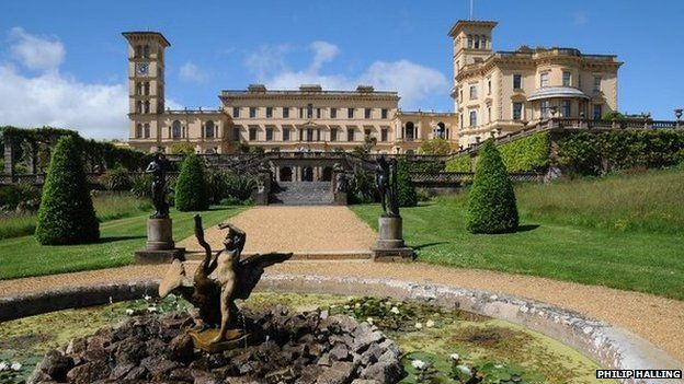 ​Queen Victoria made the Isle of Wight her home for many years