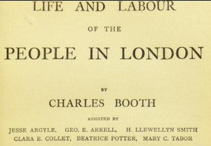 Genealogy- London Life & Labour