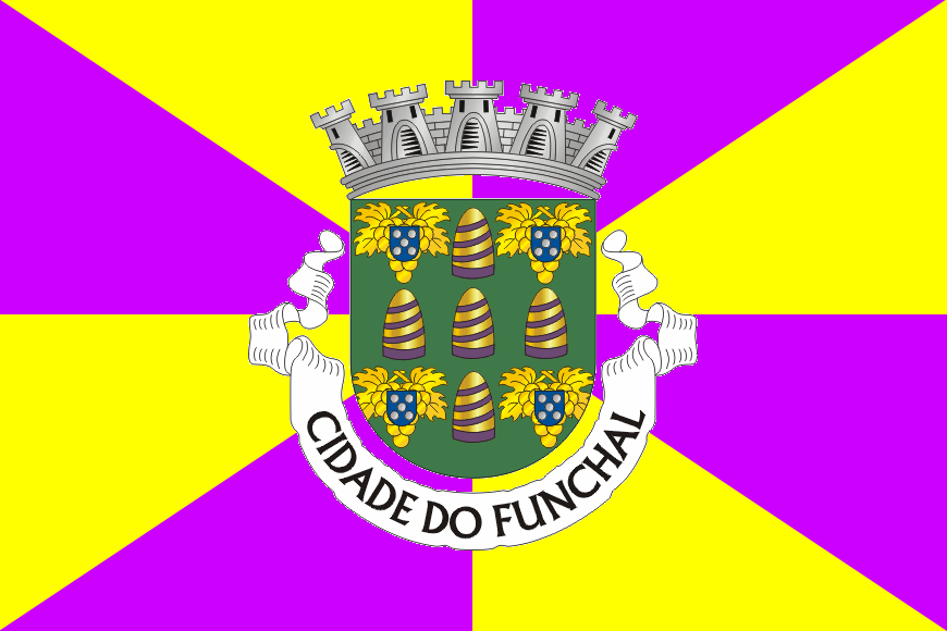 Flag of Funchal
