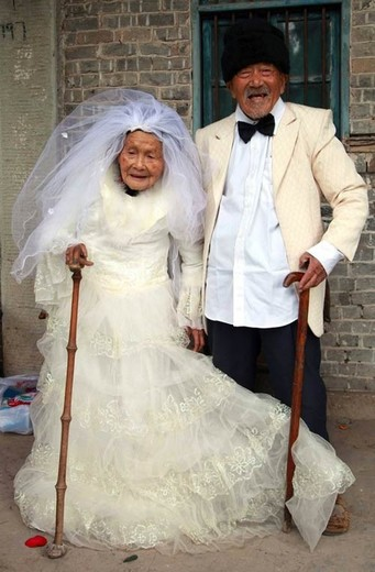It's Never Too Late to get married