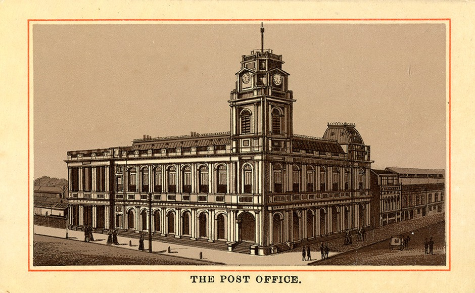 Melbourne Post Office