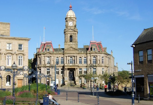 Dewsbury  West Yorkshire